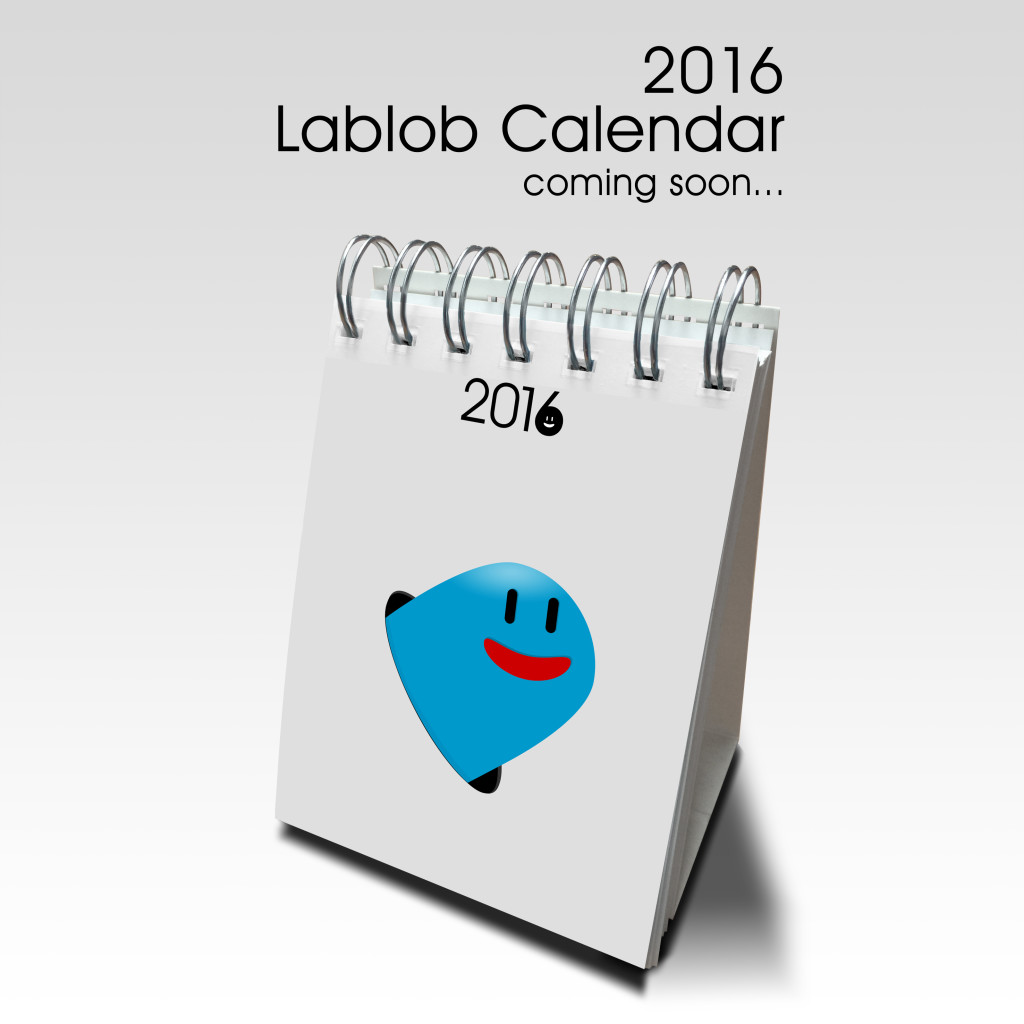 2016 Calender promo