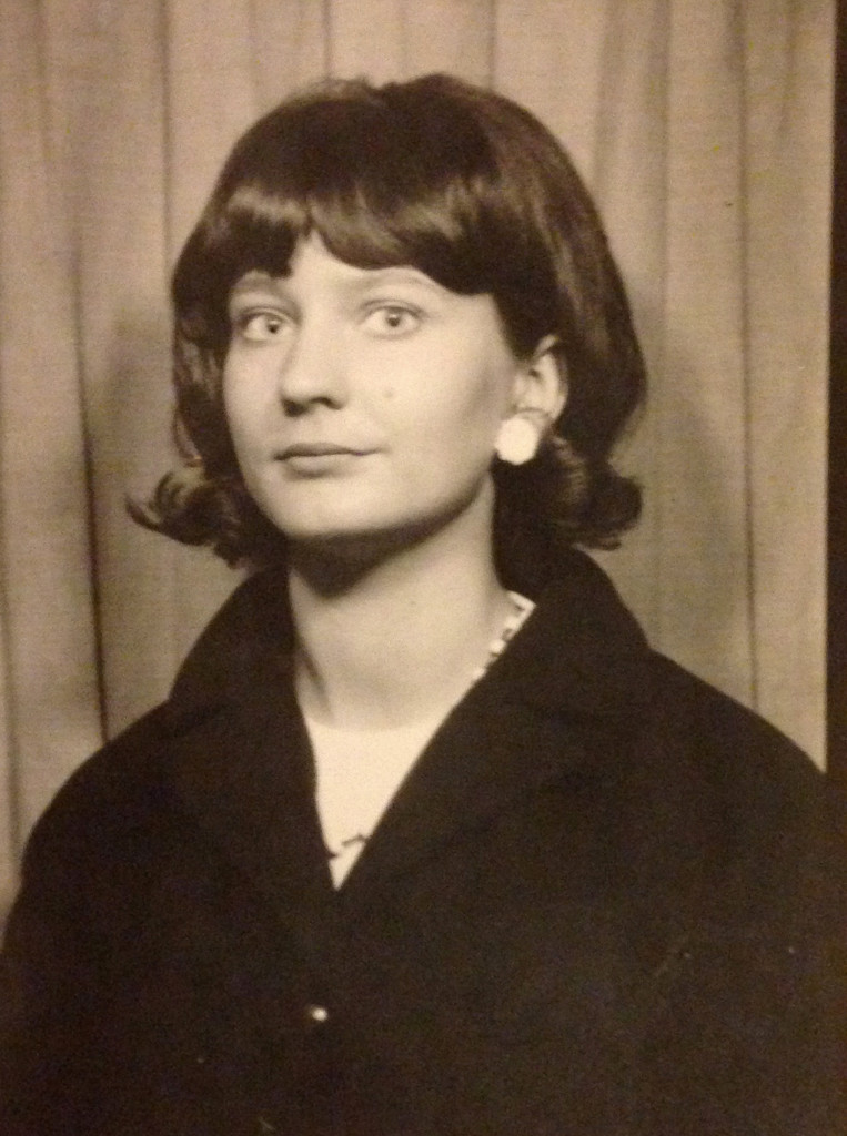 Mom 18 years old 1