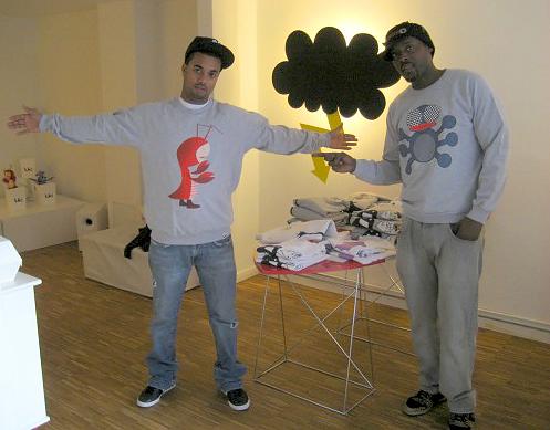 Talib Kweli and Luki 1