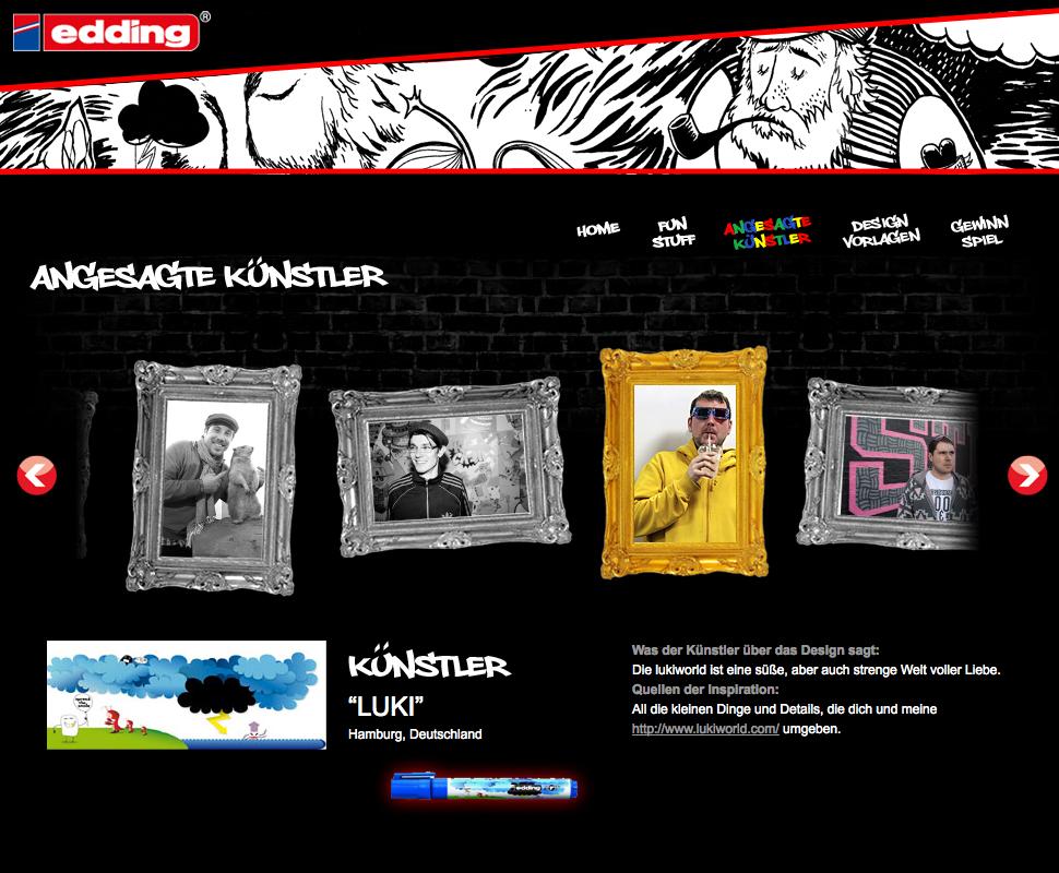 edding-art-series