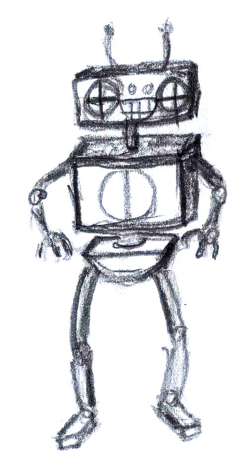 robert-robot
